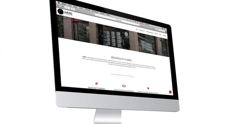 iMMS estrena pàgina Web