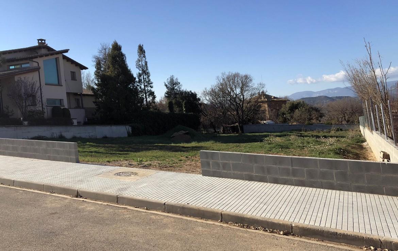 iPA1901 - Parcel·la urbanitzable Olius 907m2